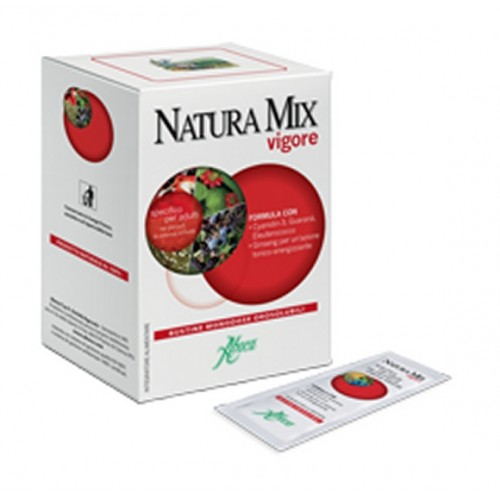 Aboca - Natura Mix Vigore Orosolubile