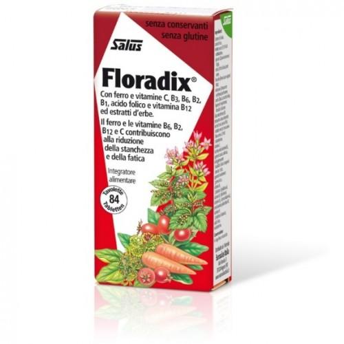 Salus-Haus - Floradix Linfa d'Erbe (tav.84)