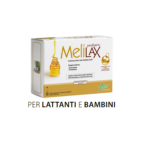 Aboca - Melilax Pediatric