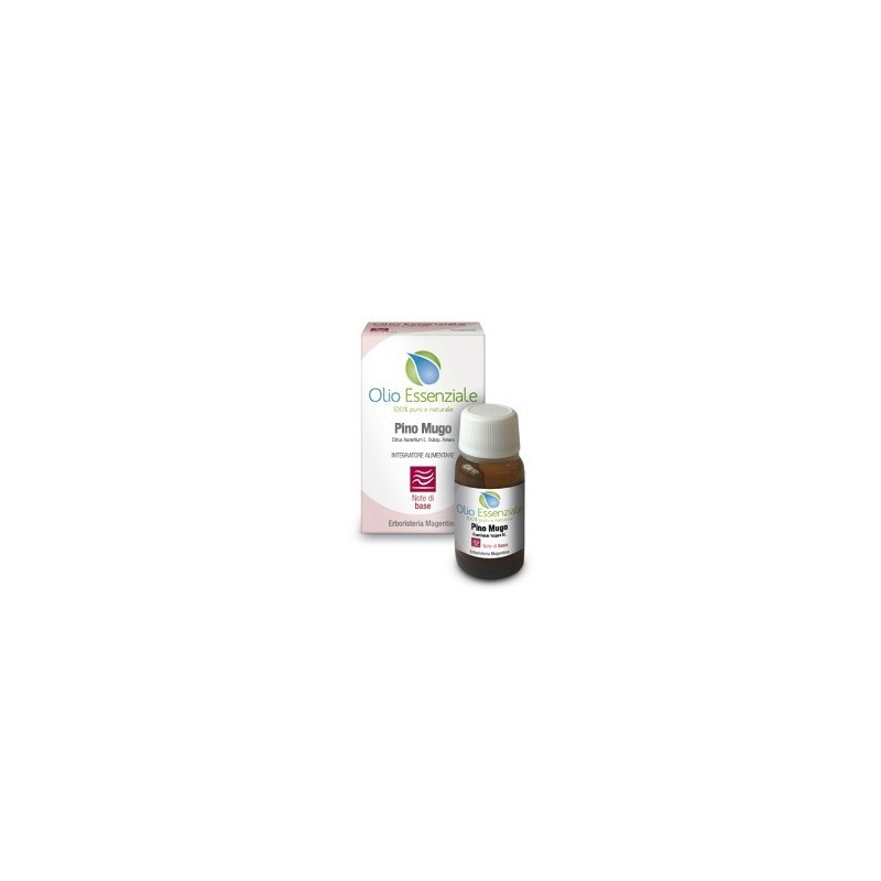 Erboristeria Magentina - Olio Essenziale di Pino Mugo (ml.10)