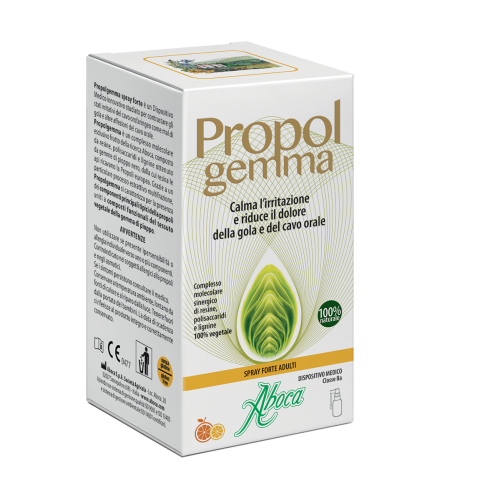 Aboca - Propolgemma Spray Forte (ml.30)