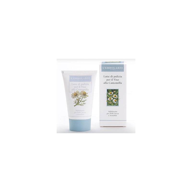 Erbolario - Latte di Pulizia per il Viso alla Camomilla (ml.125)