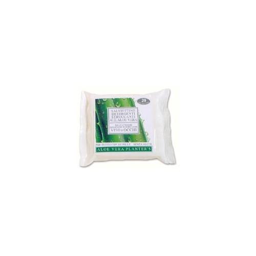 Planter's - Salviette Detergenti Struccanti (pz.20)