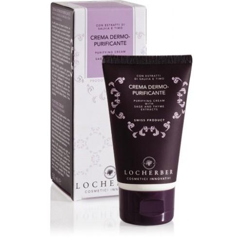 Locherber - Crema Dermopurificante pH 6 (ml.50)