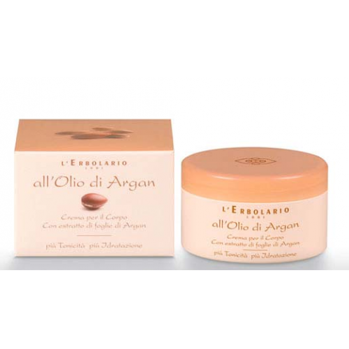 Erbolario - Crema Corpo all'Olio di Argan (ml.250)