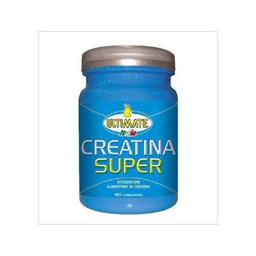 Ultimate Italia - Creatine Super (150 cpr.)