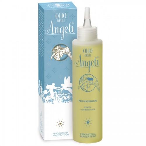 Erboristeria Magentina - Olio Massaggio degli Angeli (ml.150)