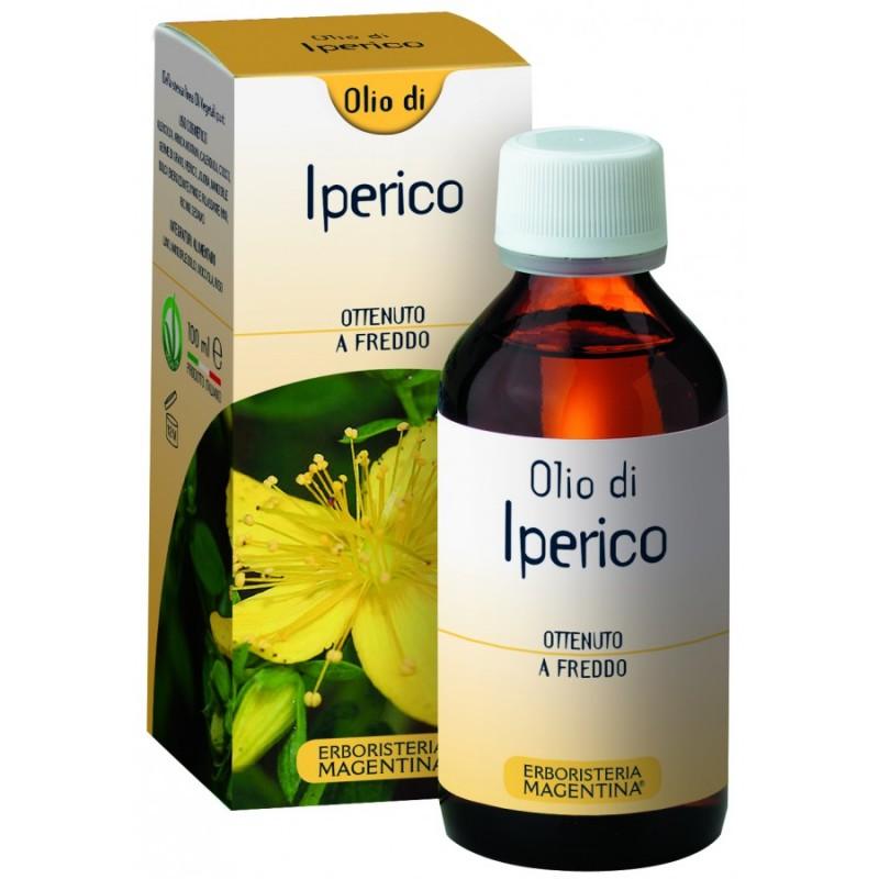 Erboristeria Magentina - Olio di Iperico (ml.100)