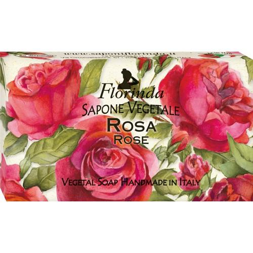 La Dispensa - Sapone Vegetale - Rosa (gr.100)