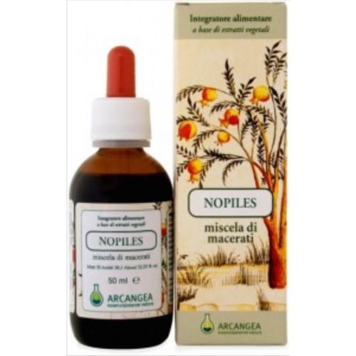 Arcangea - Estratto Idroalcolico Composto - Nopiles (ml.50)