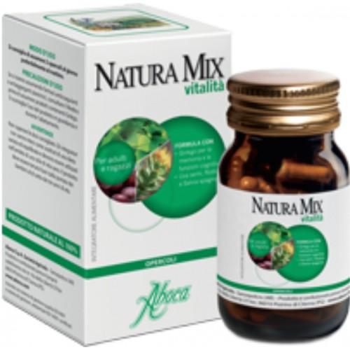 Aboca - Natura Mix Vitalità Opercoli (op.50)