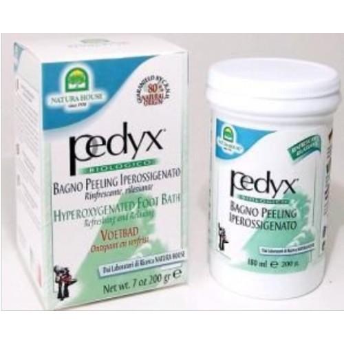 Natura House - Bagno Peeling Iperossigenato Pedyx (ml.180)