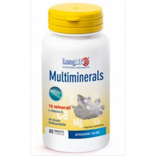Long Life - Multiminerals (tav.60)