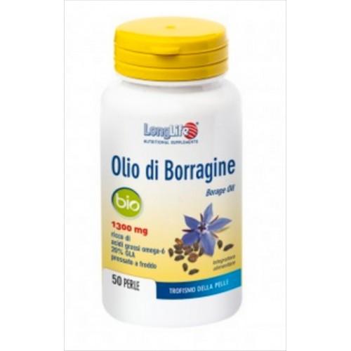 Long Life - Olio di Borragine 1300mg (50 perle)