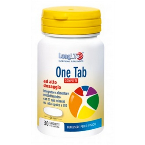 Long Life - One Tab Complete (tav.30)