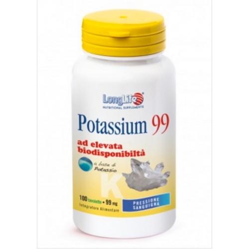Long Life - Potassium 99 (tav.100)