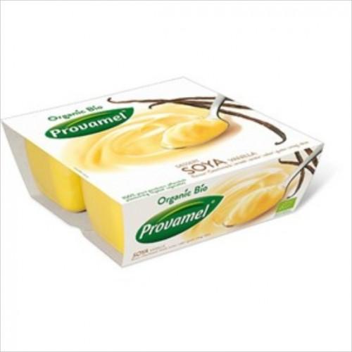 Provamel - Bio Soja Dessert - Vaniglia (4x125gr)