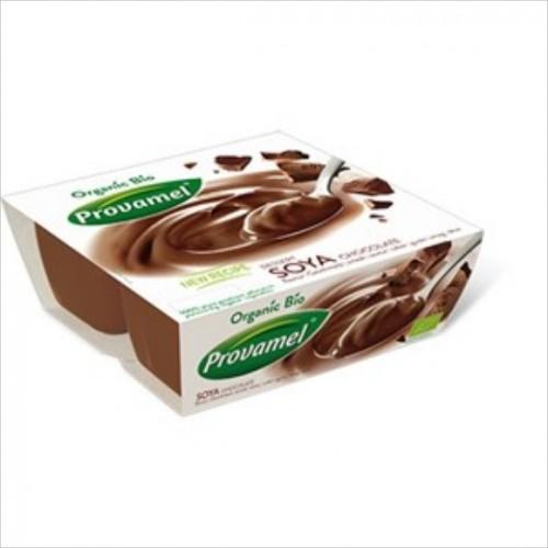 Provamel - Bio Soja Dessert - Cioccolato (4x125gr.)
