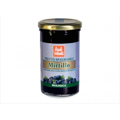 Baule Volante - Frutta Spalmabile Mirtillo (gr.280)
