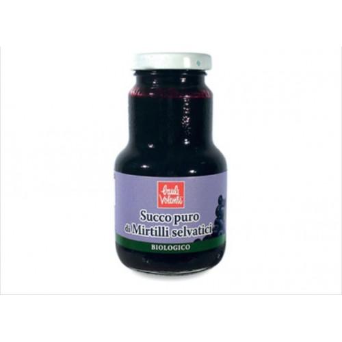 Baule Volante - Succo puro di Mirtilli selvatici (ml.200)