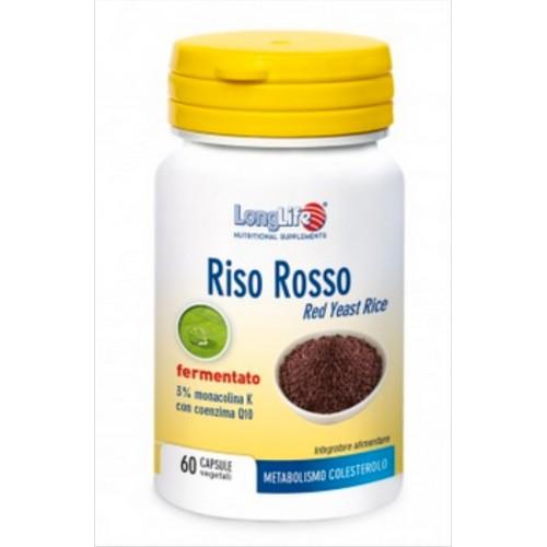 Long Life - Riso Rosso Fermentato