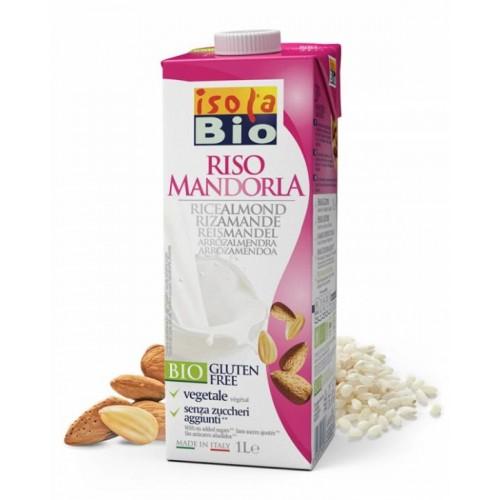Isola Bio - Latte di Riso e Mandorle (ml.1000)
