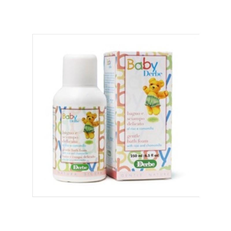 Derbe - Bagno e Sciampo Baby Seres (ml.250)