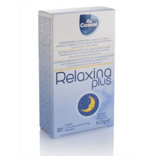 Cosval - Relaxina Plus (tav.20)