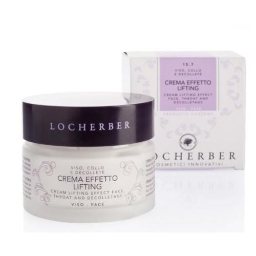 Locherber - Crema Effetto Lifting - Viso Collo Décolleté (ml.50)
