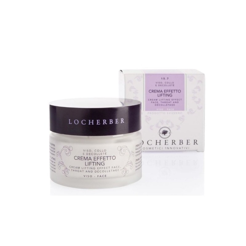 Locherber - Crema Effetto Lifting - Viso Collo Décolleté (ml.50)
