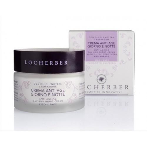 Locherber - Crema Anti Age Giorno e Notte (ml.50)