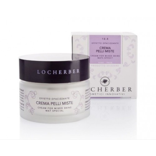 Locherber - Crema Pelli Miste pH 5 (ml.50)
