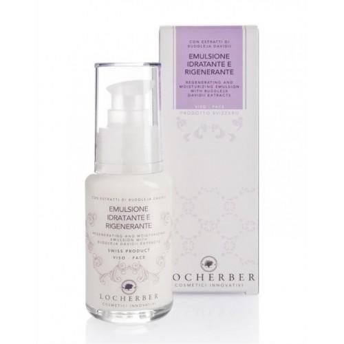 Locherber - Emulsione Idratante Rigenerante (ml.50)