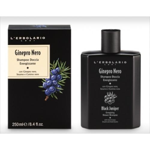 Ginepro Nero - Shampoo Doccia Energizzante (ml.250)