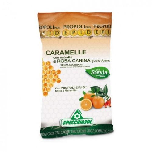 Epid - Caramelle Rosa Canina gusto Arancio (pz.24)