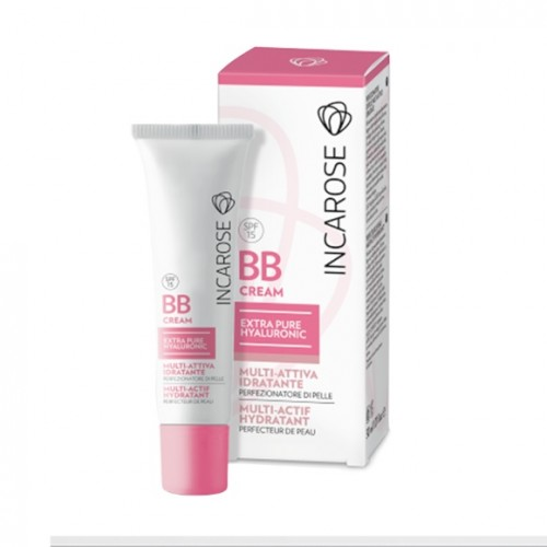 Inca Rose - EPH BB Cream Hyaluronic - Medium (ml.30)