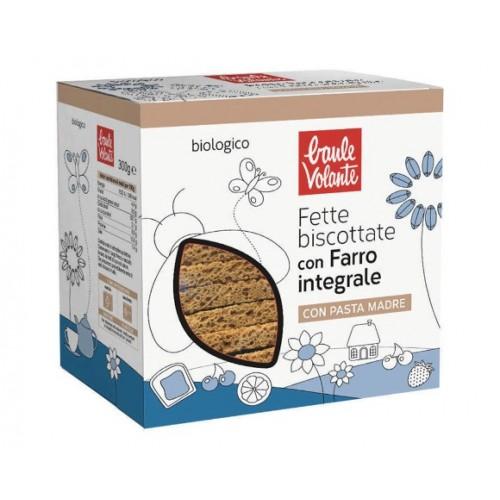 Baule Volante - Fette biscottate di Farro Integrale (gr.300)