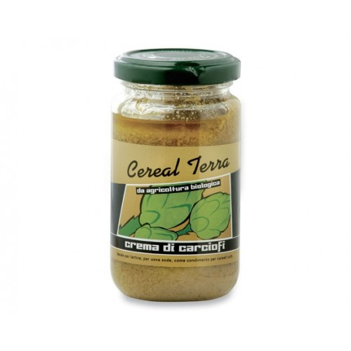Cereal Terra - Crema di Carciofi (gr.180)