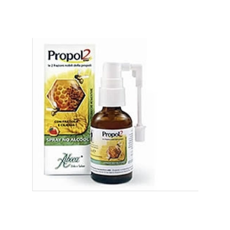 Aboca - Propol2 EMF Delicato Spray  No Alcool (ml.30)
