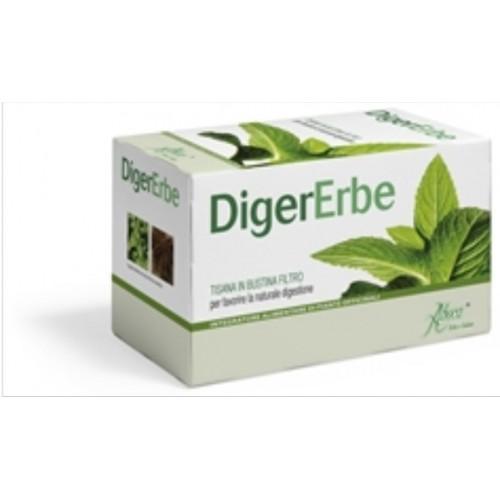 Aboca - Digererbe Tisana (20 filtri)