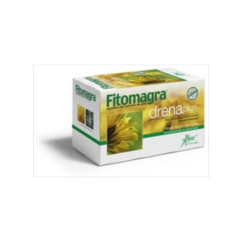 Aboca - Fitomagra Drena Plus Tisana (20 filtri)