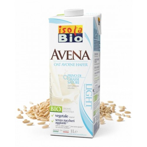 Isola Bio - Avena Light (ml.1000)