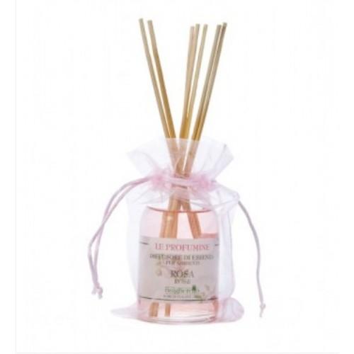 Bolgherello - Diffusore con bastoncini - Rosa (ml.100)