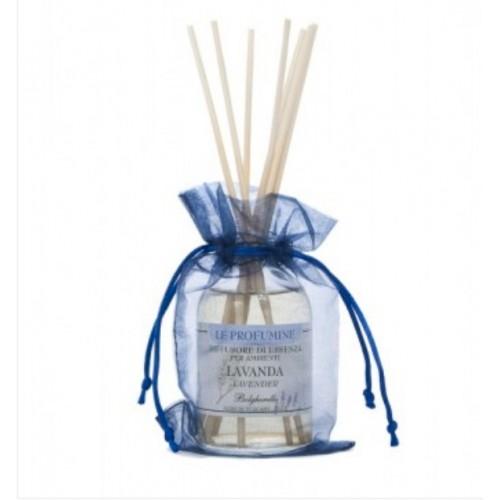 Bolgherello - Diffusore con bastoncini - Lavanda (ml.100)
