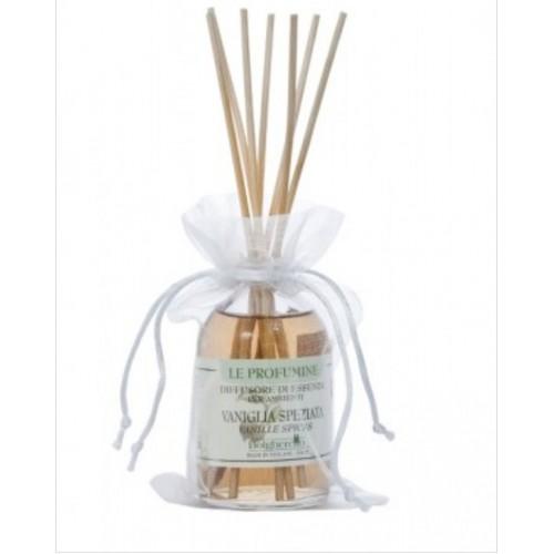 Bolgherello - Diffusore con bastoncini - Vaniglia Speziata (ml.100)