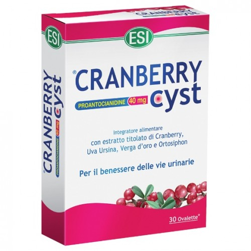 Esi - Cranberry Cyst (cps.30)