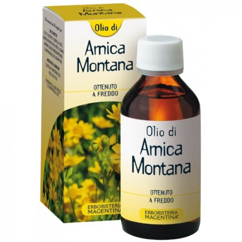 Erboristeria Magentina - Olio di Arnica Montana (ml.100)
