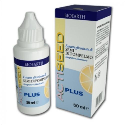Bioearth - Estratto glicerinato di Semi di Pompelmo Actiseed (ml.20)