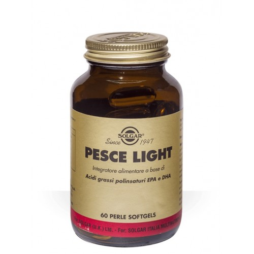 Solgar - Pesce Light (60 perle)