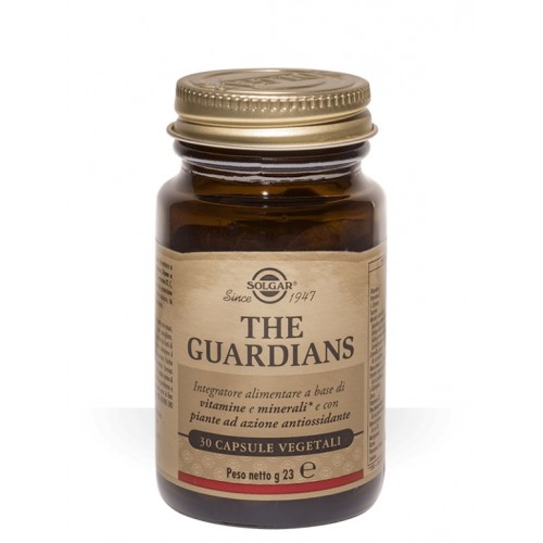 Solgar - The Guardians Advanced Antioxidant (30 cps.)